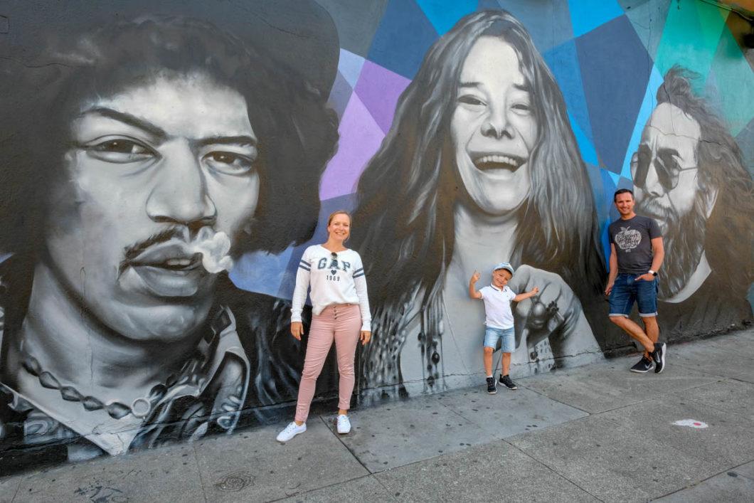 street art san francisco haight hashbury