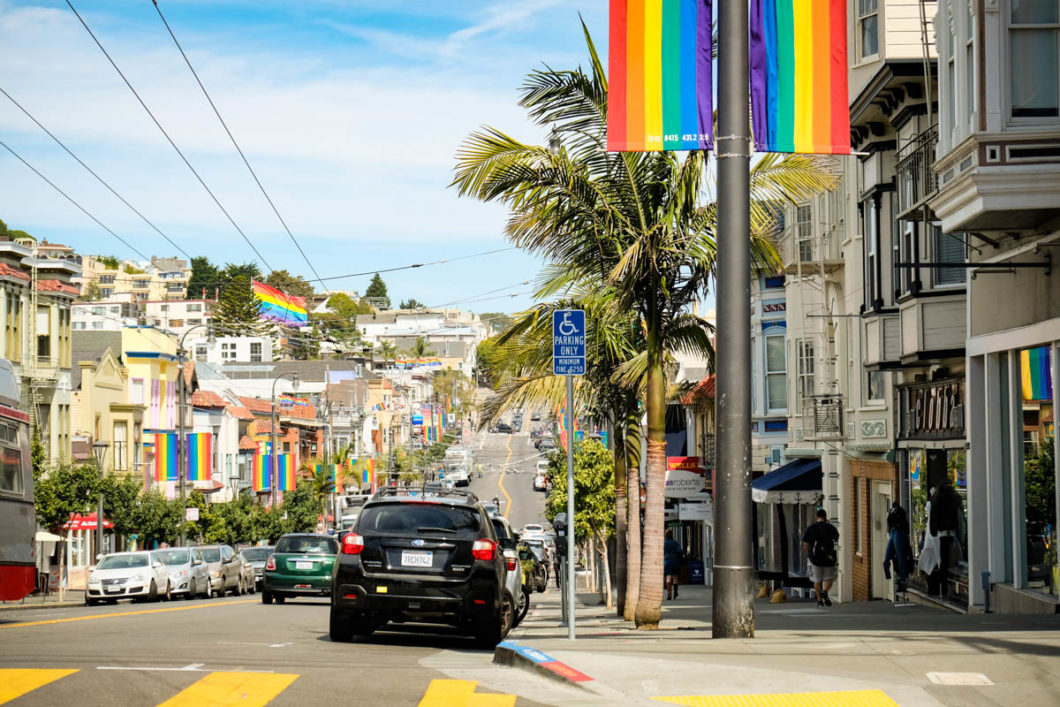 San Francisco artistique et alternatif visite guidée mission castro district