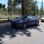 parking Bryce Canyon