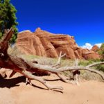moab et ses environs