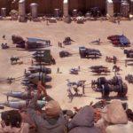 moab tournage Star Wars