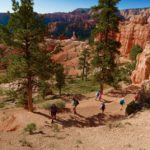 queens garden trail Bryce Canyon