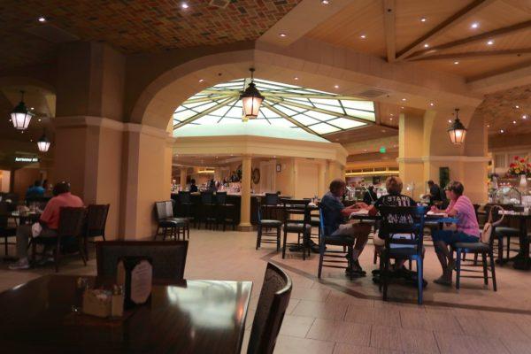Buffet Bellagio