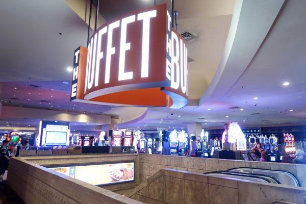 buffet luxor