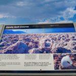 Devil's golf course