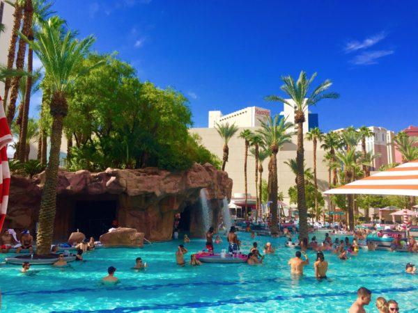 piscine Flamingo Las Vegas