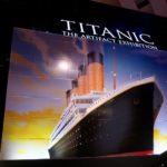 expo titanic au Luxor