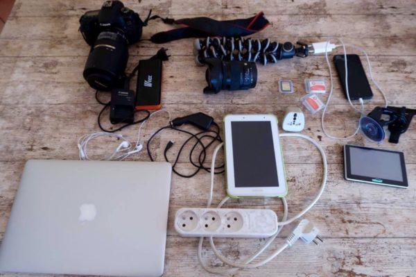matériel électronique