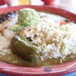 chili verde burrito