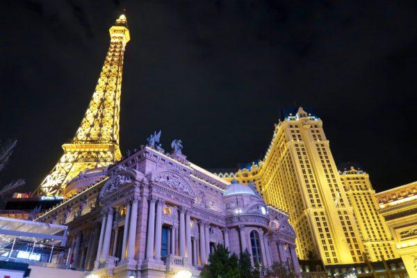 Le Paris à Las Vegas