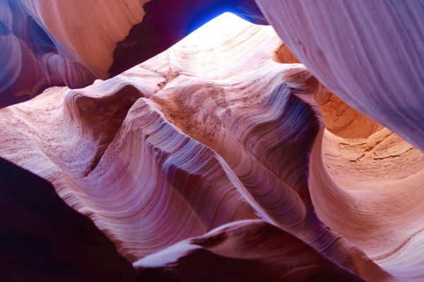 réservation antelope canyon