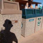 poubelles parcs nationaux