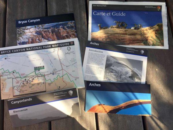documentation parcs nationaux
