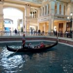 grand canal The Venetian