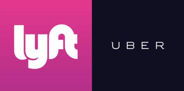 lyft & uber