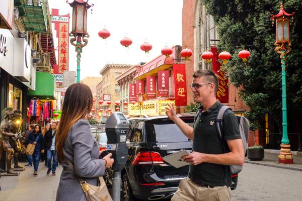 Visite guidée des quartiers historiques de San Francisco