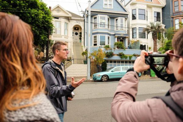 Au cœur du San Francisco bohème, artistique et alternatif
