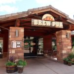 entrée Brew Pub