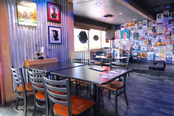 The Blu Pig Bar