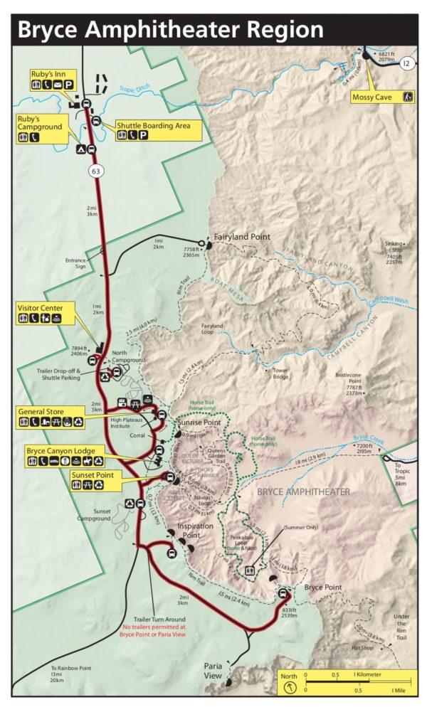 carte randonnées