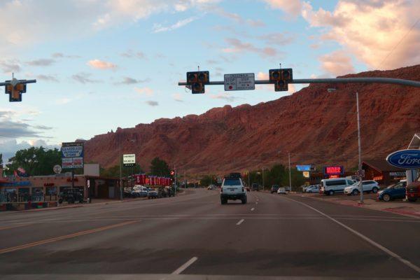 Main Street Moab
