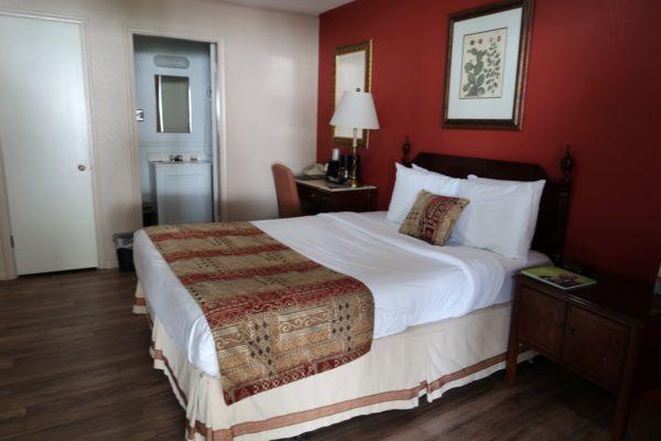 chambre Parry Lodge