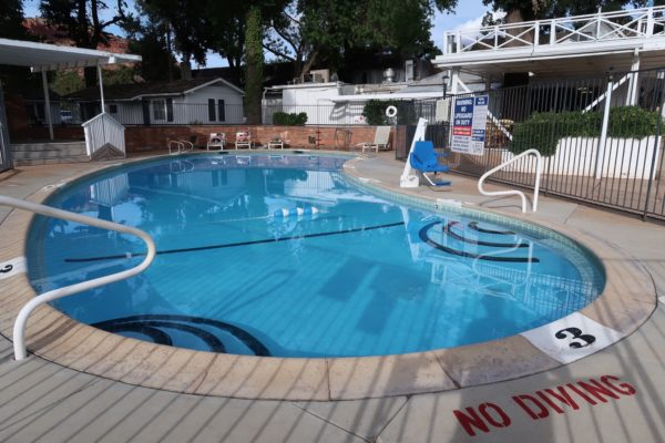 piscine Parry Lodge