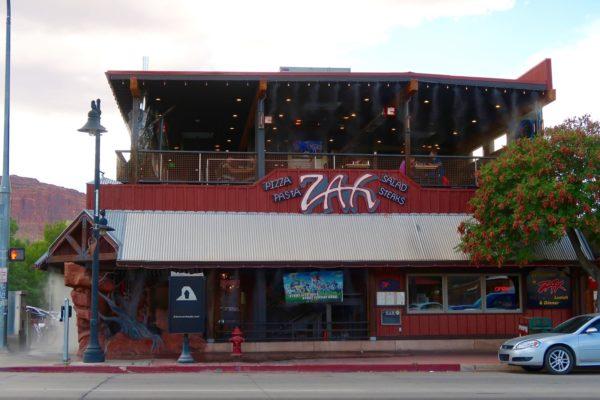 zax restaurant