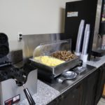 petit déjeuner Quality Inn