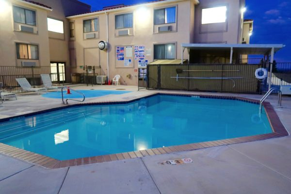 piscine quality Inn