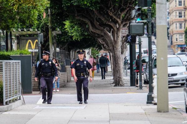 La sécurité à San Francisco