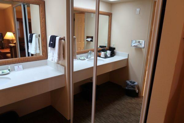 suite Best Western Plus