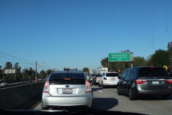 autoroutes Los Angeles