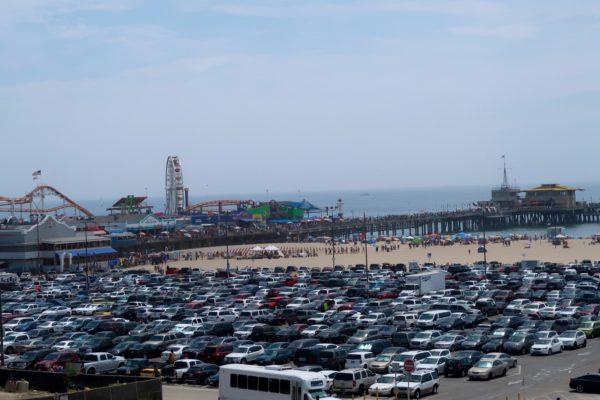 parkings en Californie