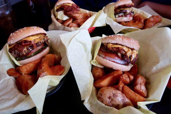 Burgers Hodad's