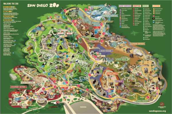 plan zoo san diego