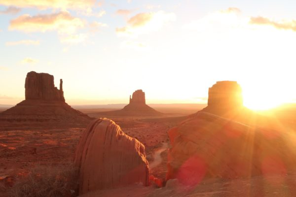 Lockout Monument Valley