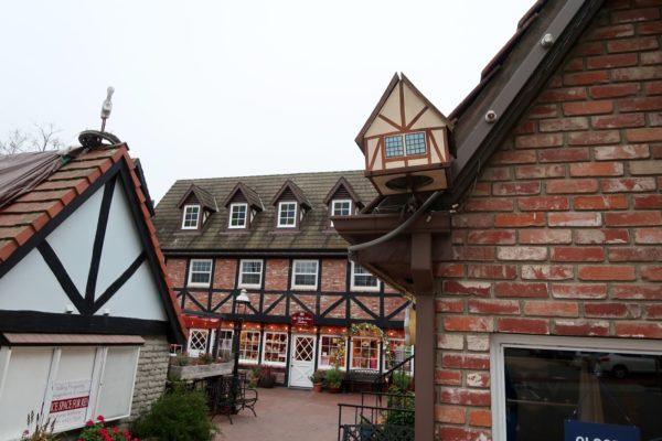 maison Solvang