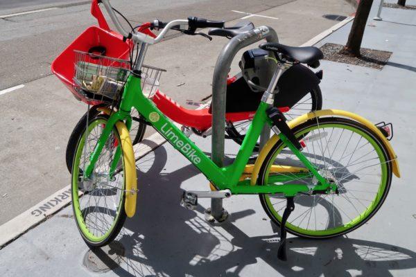 vélo lime bike