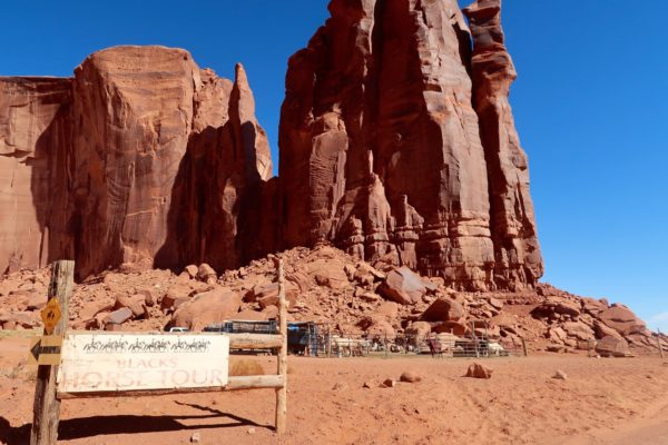 Valley Drive Monument Valley à cheval