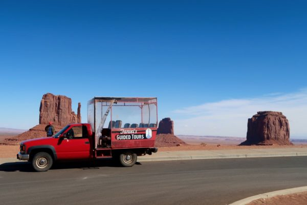 Valley Drive Monument Valley en 4x4 navajo