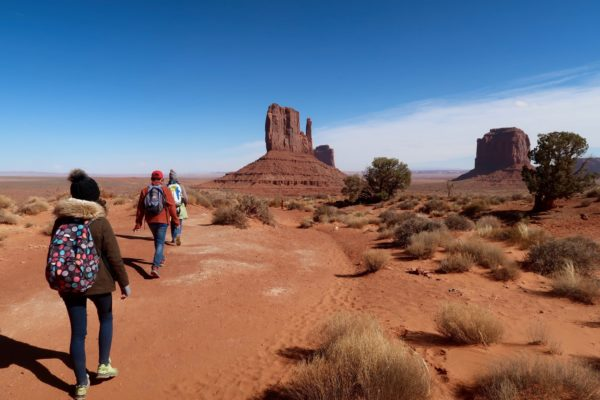 Wild Cat Trail Monument Valley