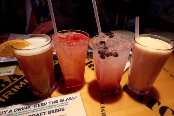 boissons Bubba Gump