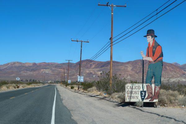 Calico Road