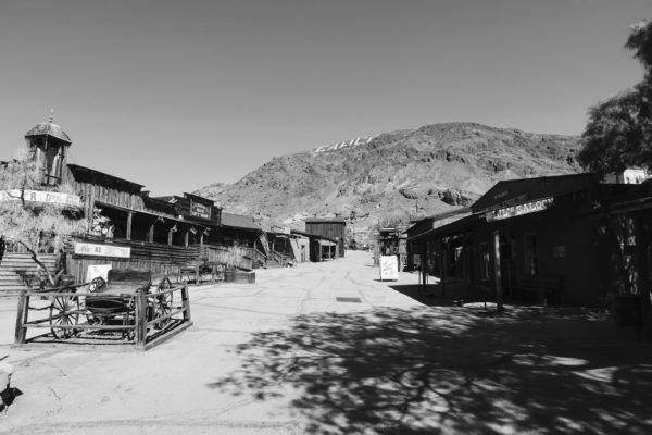 Main street Calico