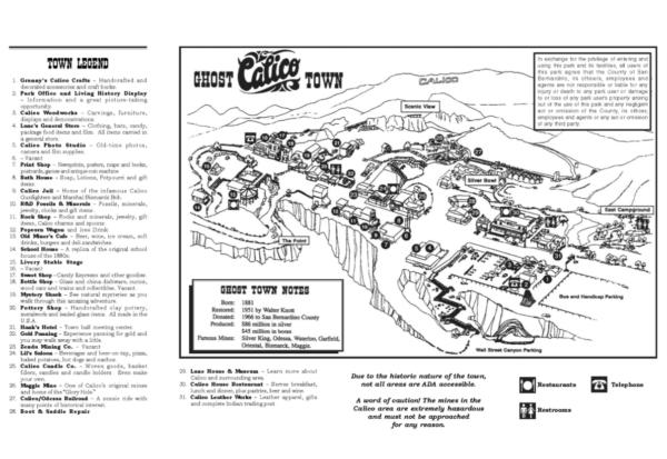 plan de Calico