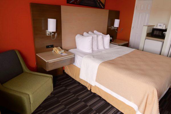 chambre Days Inn