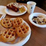 petit déjeuner Days Inn