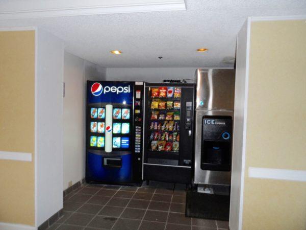 distributeur de glace