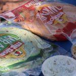 pique-nique tortillas